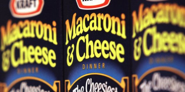 Kraft Foods To Become Two Companies: Grocer And Snack