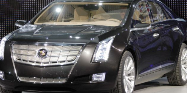 General Motors Canada To Build New Cadillac XTS In
