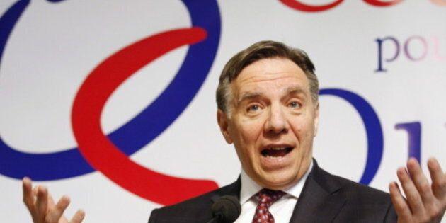 Coalition Pour L'Avenir Du Quebec, Francois Legault Group, Poised To Enter Quebec
