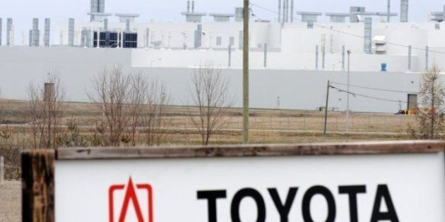 Toyota Woodstock Plant To Assemble Electric Version Of