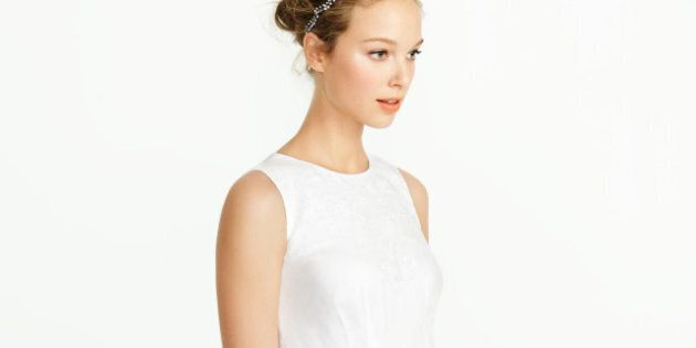 J. Crew Wedding: A Sneak Peek At Their Summer 2012 Bride And Bridesmaid Collection