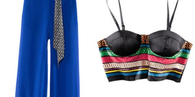 H&M Fashion Against AIDS 2012: Tribal Inspired Clothing And Accessories Sneak Peek