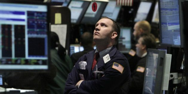 Stock Market Plunge: U.S. Job Report Fails To Calm