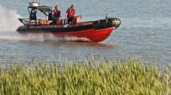 Fisherman Clung To Flipped Boat For 12