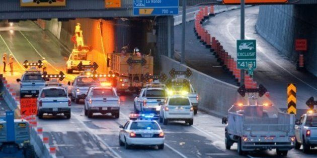 Montreal Tunnel Collapse: Repairs Nearly Complete, Poised To Reopen
