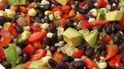 RECIPE: Avacado Black Bean