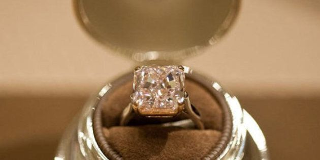 Pink Bubble Gum Diamond: Rock Worth $2.5 Million Comes To Canada