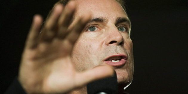 McGuinty's Plan to Reduce Ontario's $16-billion Deficit? He's Not