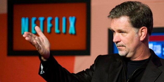Netflix Canada: Piracy Down 50 Per Cent Since Service's