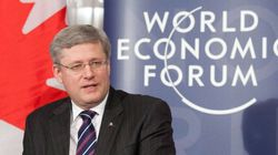 Harper Pitches Canada At