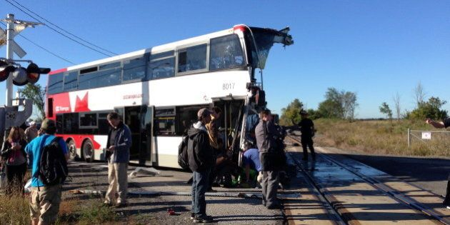 Ottawa Bus, VIA Rail Crash: How Incident Unfolded On