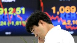 Markets Lurch On Debt Crisis,