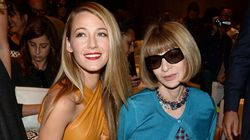 Anna Wintour's Not Impressed With Blake
