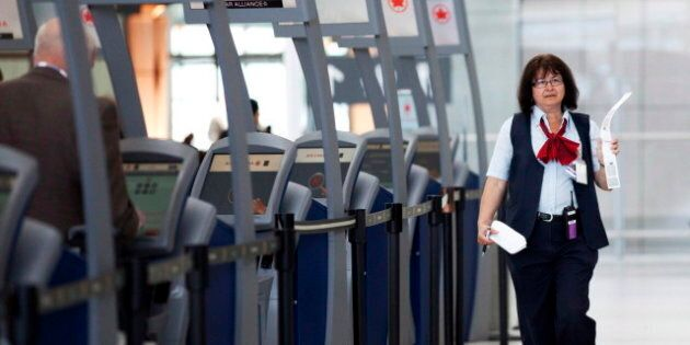 Air Canada Strike: More Cancellations And Delays Day After Pilots Call In