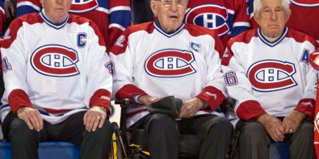Emile Butch Bouchard Dead: Former Montreal Canadiens Captain And Stanley Cup Winner Passes Away At
