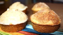 Healthy Doughnut Muffin