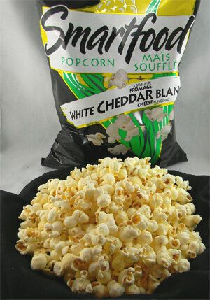 Popcorn Isn't All it's Popped Up to