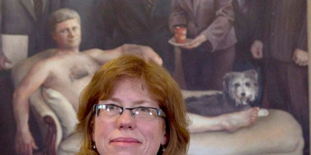 Harper Nude Painting By Margaret Sutherland Sold, Artist Shares Her