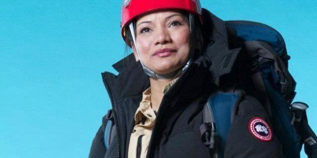 Canadian Everest Victim Warned By Guide To Turn