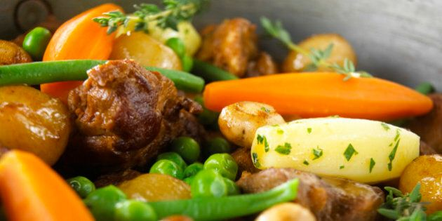 substantial traditional comfort slow cooked one pot