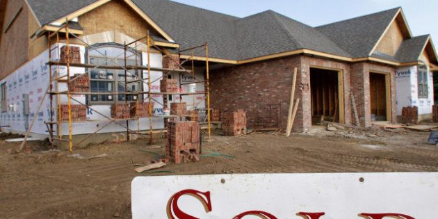 Canada Housing Starts Post Unexpected Jump In
