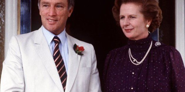 Thatcher's Charter Challenge: British Cabinet Considered Rejecting Trudeau's Charter Of