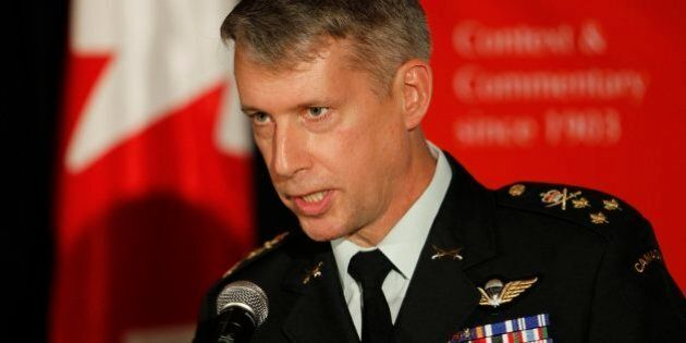 Andrew Leslie, Former Army Commander, Trudeau's Newest Star