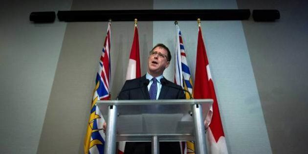 Adrian Dix UBCM Speech: NDP Leader Says B.C. Doesn't Need Two Liberal