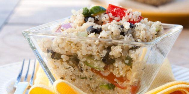 Dinner Recipe: Butternut Squash Quinoa