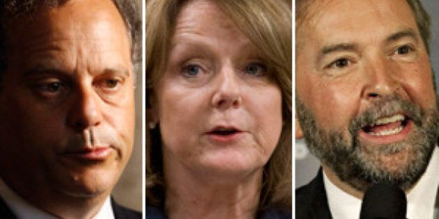 NDP Leadership: 30 Second Pitches For The Candidates Ahead Of Halifax Debate