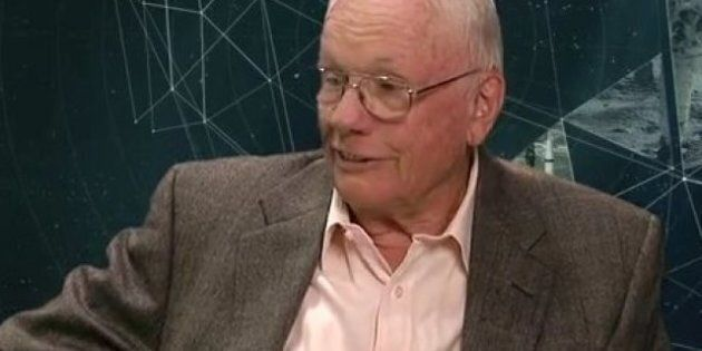Neil Armstrong Grants Rare Interview To Accountants