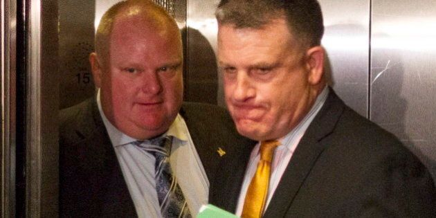 David Price, Rob Ford Aide, A Lightning Rod Of