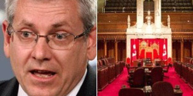 NDP MPs Preach Gospel Of Senate Abolition, Don't Fear Constitutional