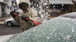 Quebec Pummeled By Freezing Rain, Snow,