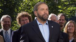 Not All Canadians Are Sick Of Mulcair's 'Dutch