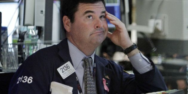 Dow Jones Plummets Again As TSX Closes Higher For The