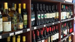 B.C. Groups Want Booze On Grocery Store