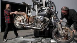 Tsunami Motorcyle Headed To