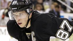 Sidney Crosby Diagnosed With Neck