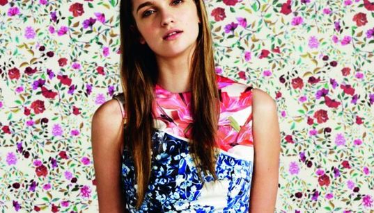 Mary Katrantzou's Topshop Line To Launch March 6