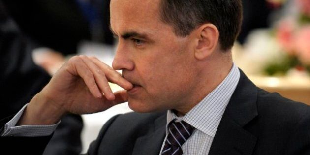 Bank Of Canada Interest Rate Decision April 2012: Mark Carney Leaves Rate At 1%, Hints At Higher Rates...