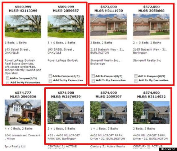 MLS Phantom Listings Distorting House Prices: