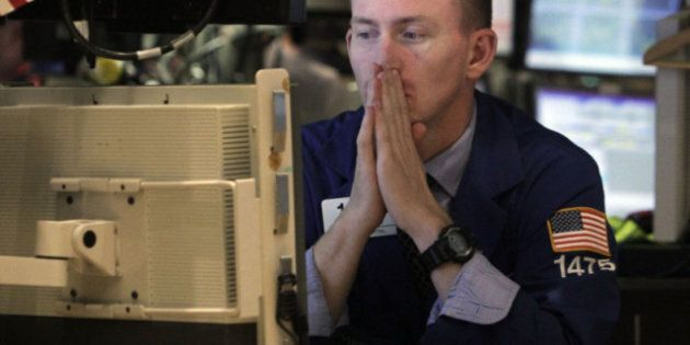High Frequency Trading May Be Making Things Worse On Stock