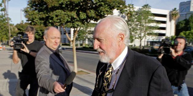 Peter Pocklington California Conviction: Former Oilers Owner Back In