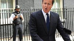 Cameron Ponders Social Media Ban For