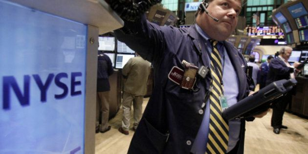 TSX, Dow Jones Extend Gains Amid New Short Selling Rules, Retail