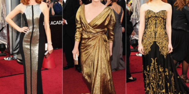 Oscars 2012 Fashion: Tweets On The Best And Worst Red Carpet