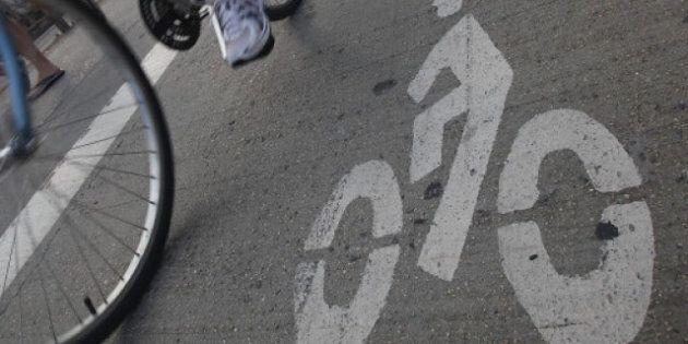 Stolen Toronto Bike Found On