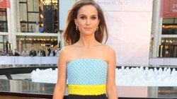 Natalie Portman's Dress Scares