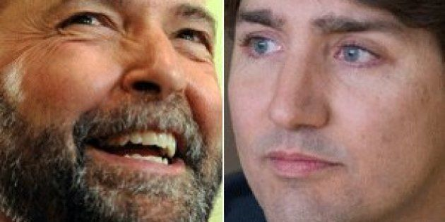 Tom Mulcair's NDP Back On Top In Quebec As Liberal Support Dips, Poll